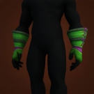 Hibernal Gloves, Venomshroud Mitts, Eldr'naan Gloves, Ethereal Gloves Model