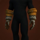 Reticulated Bone Gauntlets, Myrmidon's Gauntlets Model