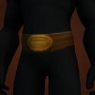 Talhide Stitched-Belt, Netherstorm Belt Model