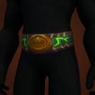 Invoker's Belt of Final Winter, Sorcerer's Belt of Final Winter Model