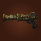 Nethergarde Gun, Silenced Blunderbuss Model