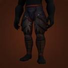Tyrannical Gladiator's Chain Leggings, Tyrannical Gladiator's Chain Leggings Model