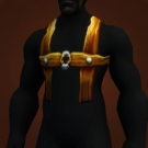 Cutthroat's Vest, Quillward Harness, Murkblood Chestpiece Model
