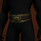 Ghostflicker Waistband, Binding of the Tranquil Glade, Titan-Forged Belt of Dominance, Titan-Forged Belt of Salvation Model