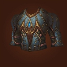 Blackfang Battleweave Tunic, Shadowbinder Chestguard Model