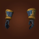 Wild Gladiator's Scaled Gauntlets, Wild Gladiator's Plate Grips Model
