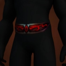 Darkcrest Belt, Boulderfist Belt Model