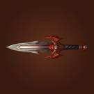 The Night Blade, Malchazeen, The Dusk Blade, The Twilight Blade, The Gloaming Blade Model