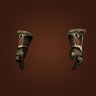 Brutish Gauntlets, Ogre Defiler's Handguards Model