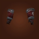 Deadly Gladiator's Dreadplate Gauntlets Model