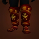 Earthshatter Boots Model