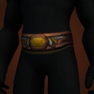 Belt of Living Obsidium Model