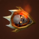 Skullflame Shield Model