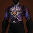 Cuirass of Flowing Elements, Ensorcelled Nerubian Breastplate, Cuirass of Flowing Elements, Ringmail Armor of Eminent Domain Model