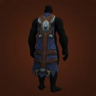 Deadshot Greatcloak, Rigid Scale Cloak Model