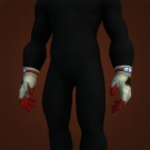 Bloody Surgeon's Mitts Model