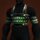 Jadefire Chestguard Model