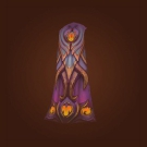 Cloak of Cleansing Flame, Cloak of Cleansing Flame Model