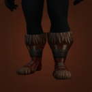 Vigorous Stompers, Egg-Warming Boots, Wooly Stompers, Wendigo Boots, Gryphon Hide Moccasins, Webspinner Boots Model