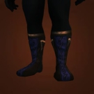 Treads of Hideous Transformation, Nightmare Rider's Boots Model