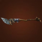Thunderlord Hunting Spear, Incised Spear, Ravager Hunting Spear Model