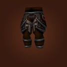 Tyrannical Gladiator's Ornamented Legplates, Tyrannical Gladiator's Scaled Legguards Model