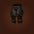 Tyrannical Gladiator's Ornamented Legplates, Tyrannical Gladiator's Scaled Legguards Model