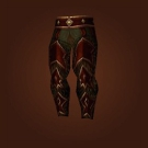 Leggings of the Bloodless Knight Model