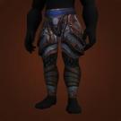 Cataclysmic Gladiator's Ornamented Legplates, Cataclysmic Gladiator's Scaled Legguards Model
