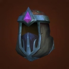 Vicious Gladiator's Mooncloth Helm, Vicious Gladiator's Satin Hood Model