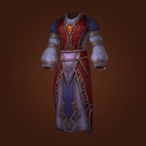 Wild Gladiator's Raiment of Cruelty, Wild Gladiator's Silk Robe Model
