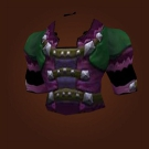 Highborne Padded Armor Model