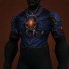 Vengeful Gladiator's Leather Tunic Model