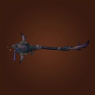 Incised Staff, Gorian Arcanist Spellstaff Model