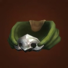 Rockhide Casque, Morningscale Cowl, Helm of Elemental Torment Model