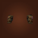 Bracers of the Autumn Willow, Moonshadow Armguards, Bracers of the Autumn Willow Model