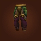 Rear Guard Britches, Emberstone Mail, Dust Plains Greaves, Soldier's Leggings Model