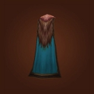 Windchaser Cloak, Hakkari Loa Drape Model