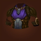 Moss-Woven Mailshirt, Sickened Scale Chestguard, Chestguard of the Siegemaker Model
