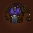 Moss-Woven Mailshirt, Sickened Scale Chestguard, Chestguard of the Siegemaker Model