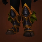 Boots of the Shattered Abyss Model