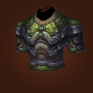 Chestguard of the Caring Ursine, Wrap of the Fallen City, Cursed Skardyn Vest, Cursed Skardyn Vest, Vest of the Curious Visitor Model