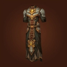 Crafted Dreadful Gladiator's Scaled Chestpiece Model