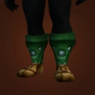 Uvuros Hide Boots Model
