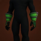 Flamehandler's Gloves Model