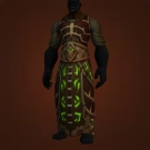 Sanctified Dark Coven Robe Model
