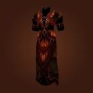 Replica Legionnaire's Dreadweave Robe, Replica Legionnaire's Dreadweave Tunic Model