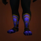 Windwalker's Footwraps Model