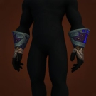 Kalaena's Arcane Handwraps, Chronomancer Gloves, Fusespark Gloves, Kalaena's Arcane Handwraps, Chronomancer Gloves Model