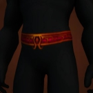 Thorium Belt, Commander's Girdle, Khorium Belt Model